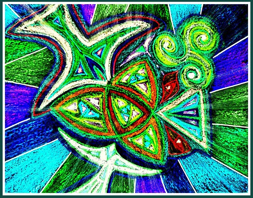 Triune Heart of the Universe b