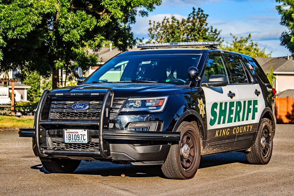 2016 Ford Cars >> King County Sheriff's Office | Flickr