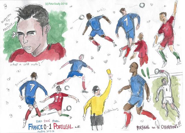 Euro 2016 FRA-POR