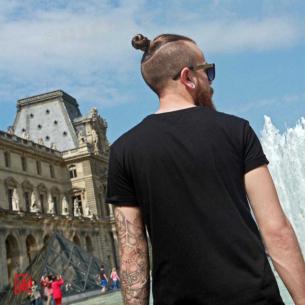 Un Tattoo De Pilier De Bar Les Tattoo Toile D Araignee S Flickr