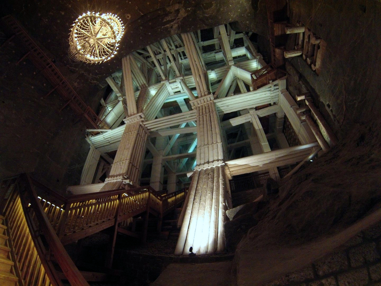 Mina de sal de Wieliczka con thewotme mina de sal de wieliczka en cracovia - 27615371352 f7dfea0bc9 o - Mina de sal de Wieliczka en Cracovia
