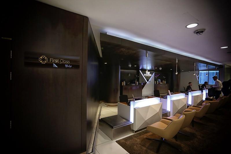 Etihad First Class Apartment