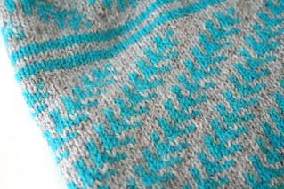 Pine Bough Cowl (detail 01) | by wikyt