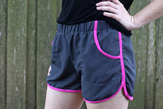 Made with Moxie Prefontaine Shorts | by dixiediy
