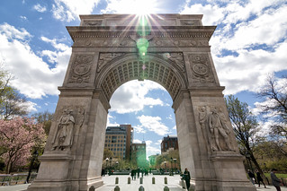 Washington Square Park Arch | by Manu Beaudon