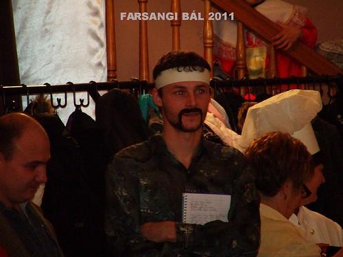 Farsangi bál 2011