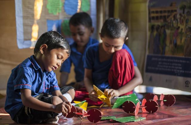 Développement de la petite enfance (Bangladesh)