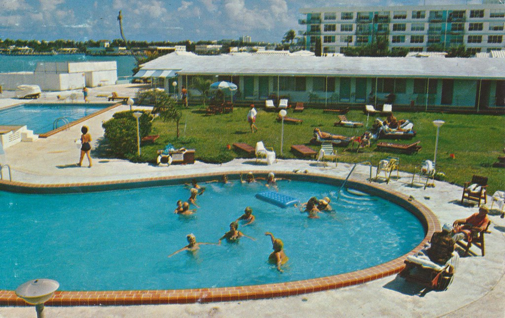 Lido Spa - Miami Beach, Florida