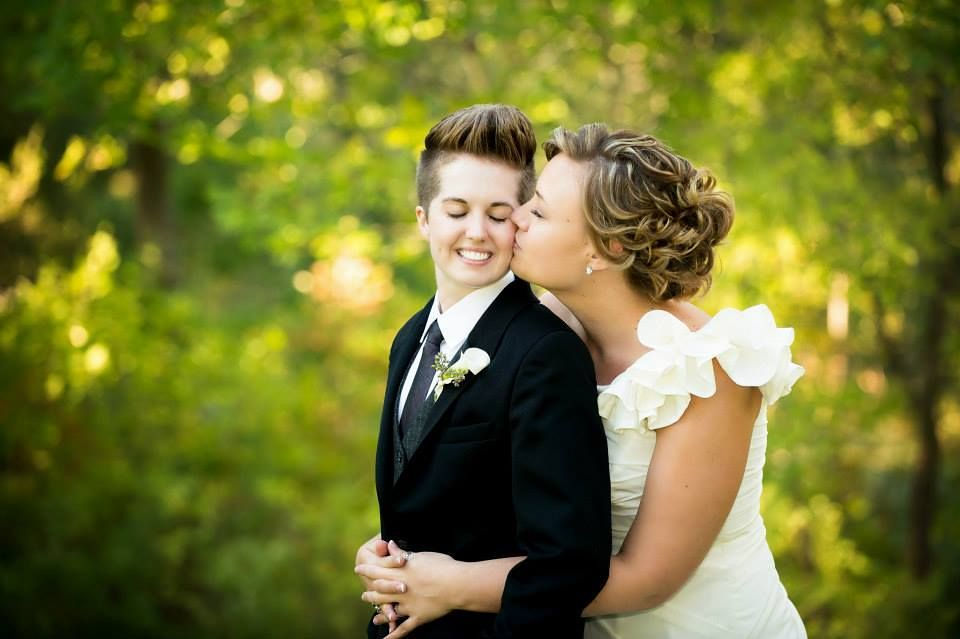 Lesbian Wedding Suit Ideas | via Wedding Ideas Site ift.tt/1… | Flickr