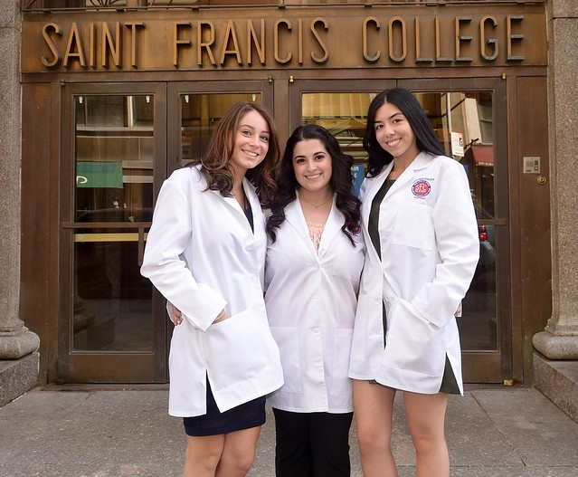 2nd Annual Nursing White Coat Ceremony News Post