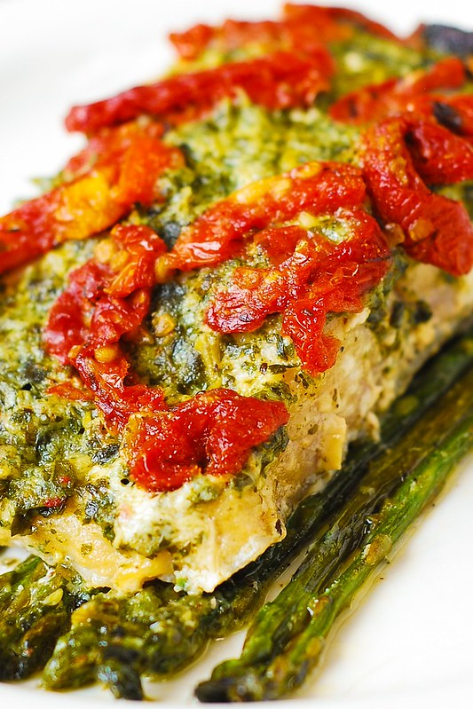 pesto sea bass and veggies julia 39 s album
