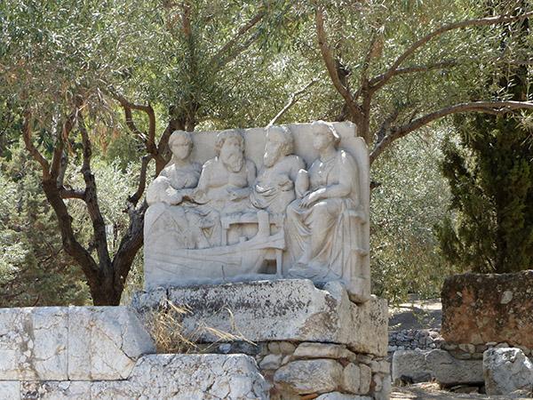 le cimetière du céramique 8