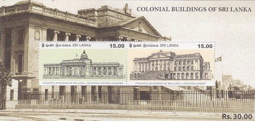 Colonial Buildings of Sri Lanka | by kisholi