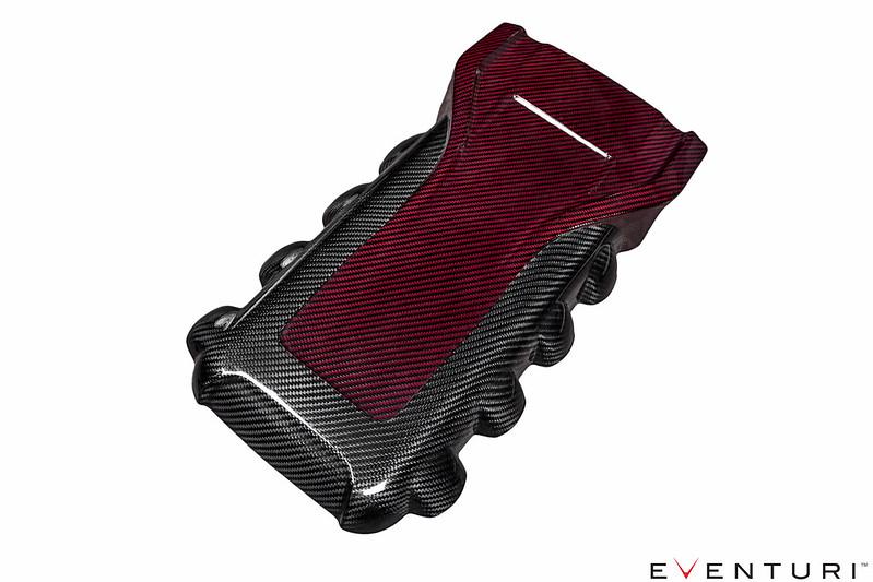 Audi RS5 Eventuri Engine Cover