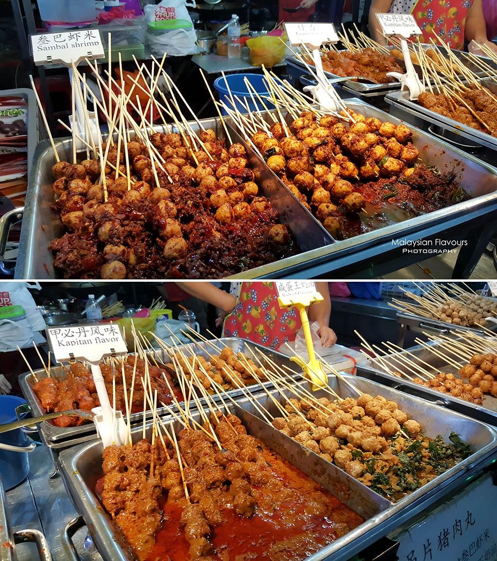 Cheras Pasar Malam Taman Connaught KL