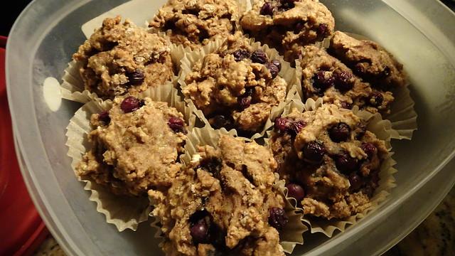 Improvised Muffins