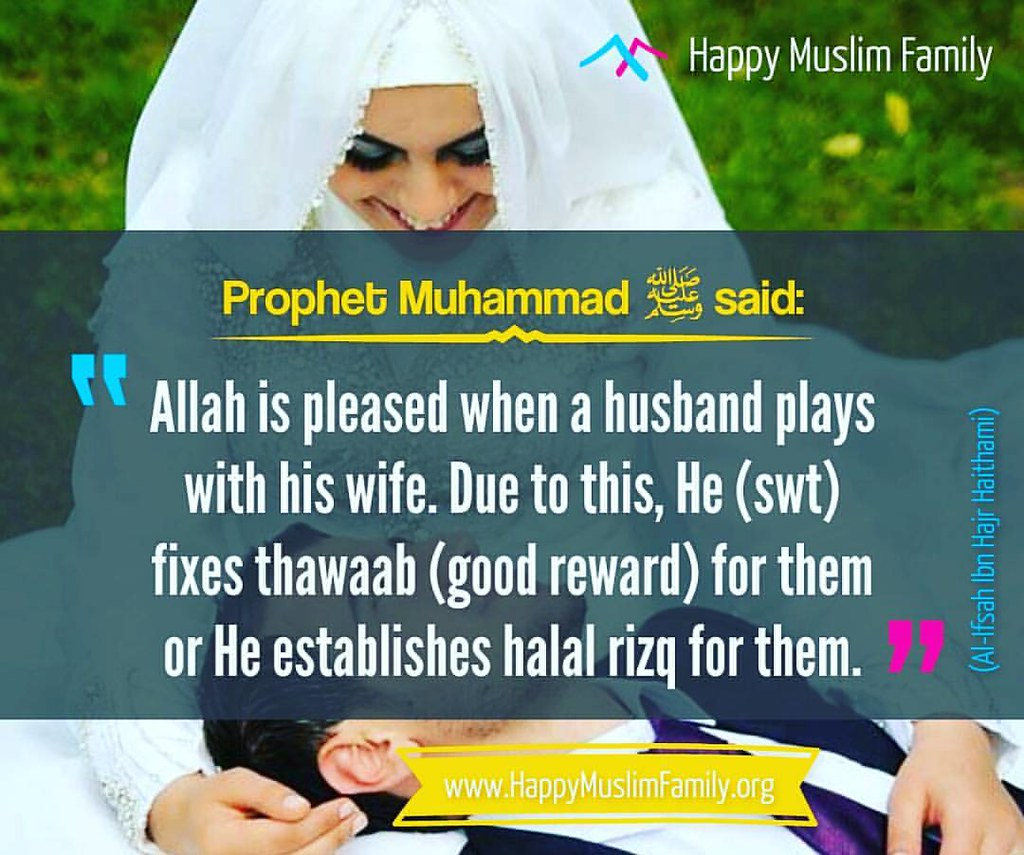 marriage in islam hadith