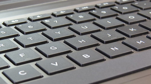 Laptop Keyboard | by Accretion Disc