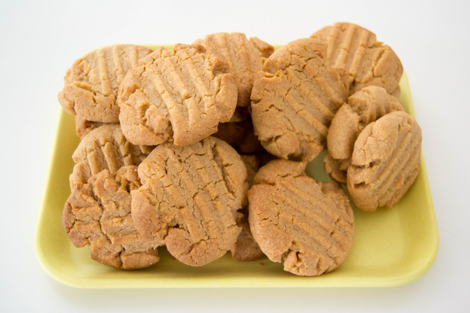 peanut butter cookies 1