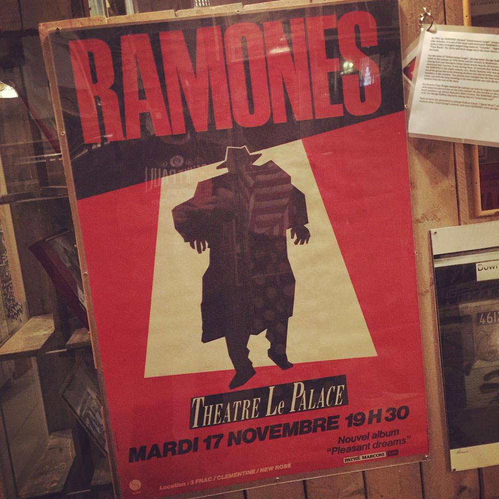 Im Ramones-Museum Berlin