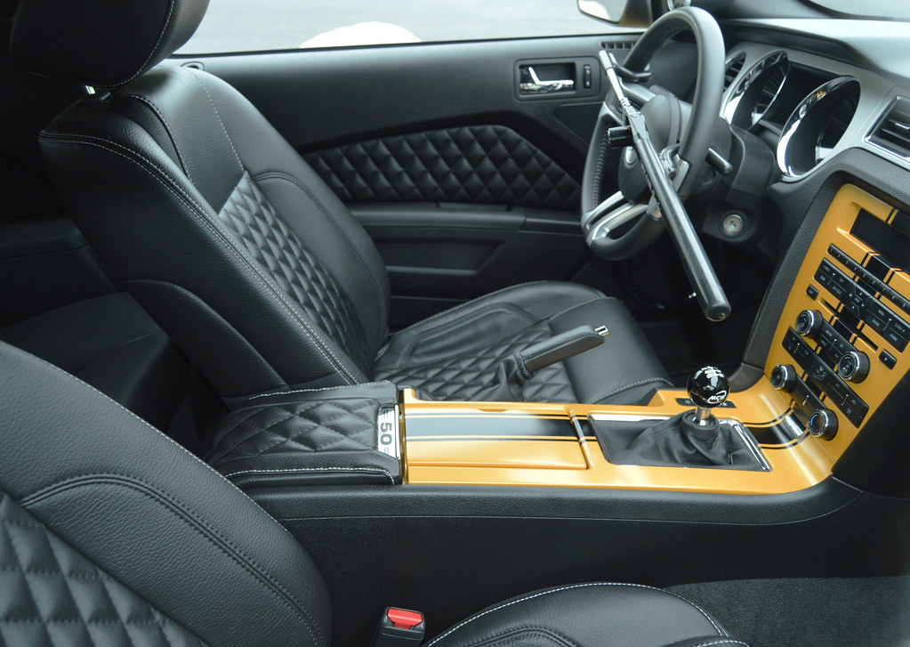 ... Autobaptistgallery 2011 Ford Mustang GT Interior | By Autobaptistgallery