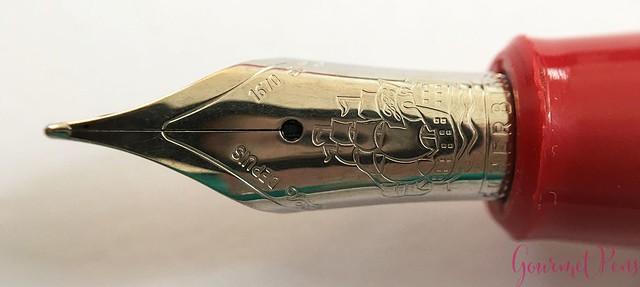 Review J. Herbin Tempête Fountain Pen Gift Set @NoteMakerTweets9