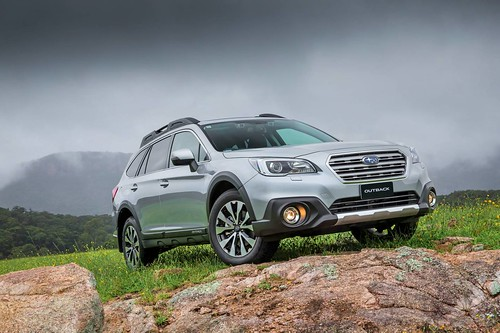2016 Subaru Outback - Drive Impression | by The National Roads and Motorists' Association