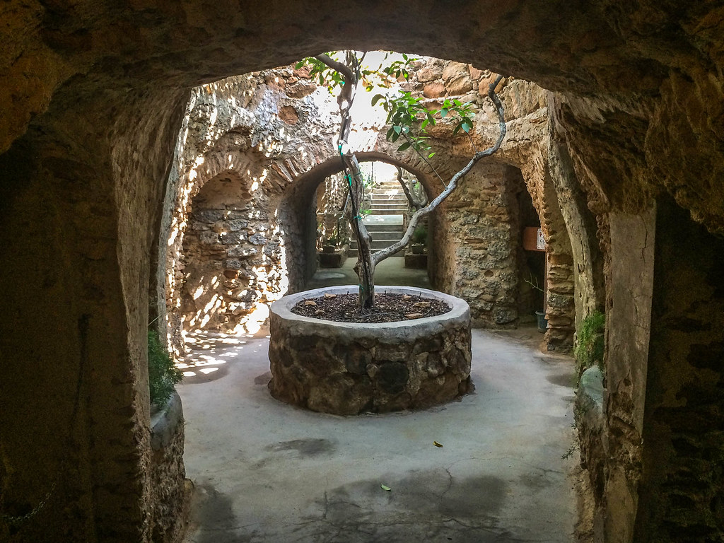 Forestiere Underground Gardens | April 10, 2015: Tour of For… | Flickr