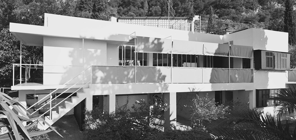 E 1027 Eileen Gray eileen gray s e1027 1929 e1027 was the architectural wor flickr