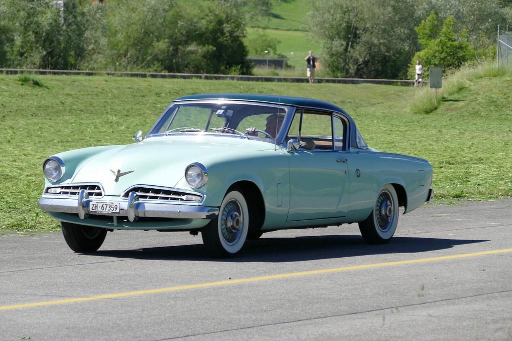 Studebaker Oldtimer Classic Car 1953 54