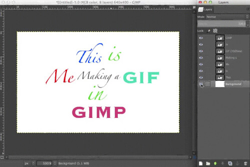 GIMP Manual Animation Testing | by amayem