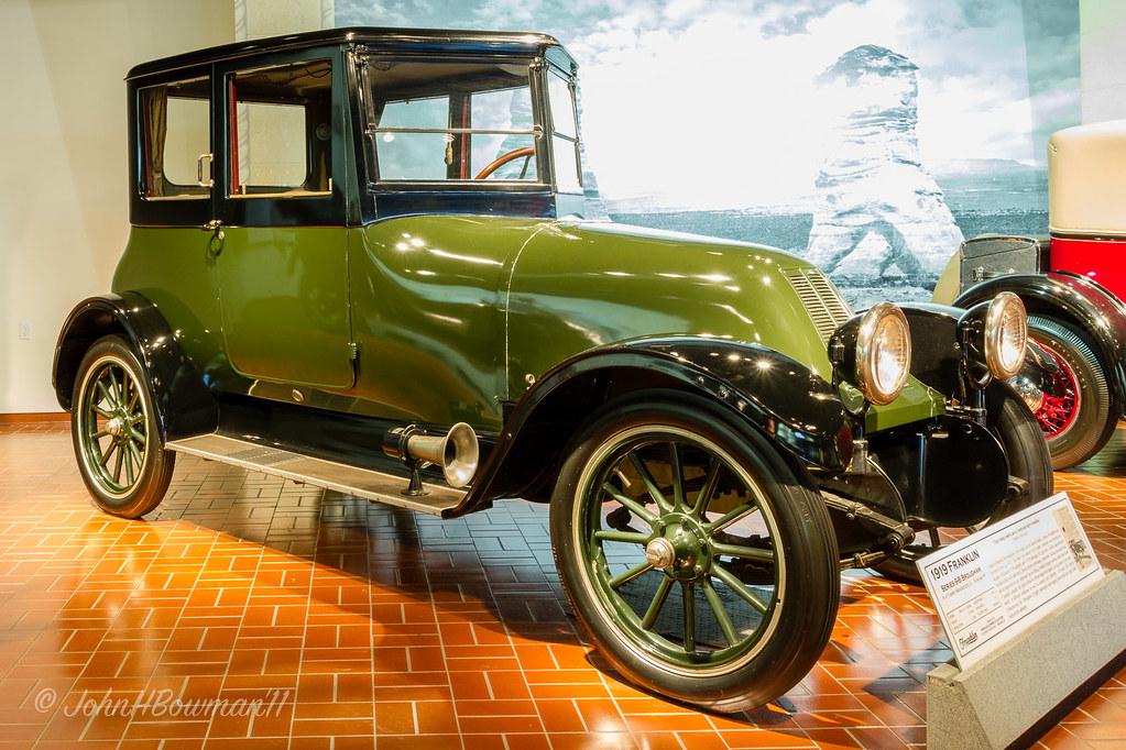 1919 Franklin Series 9-B Brougham | 1919 Franklin Series 9-B… | Flickr