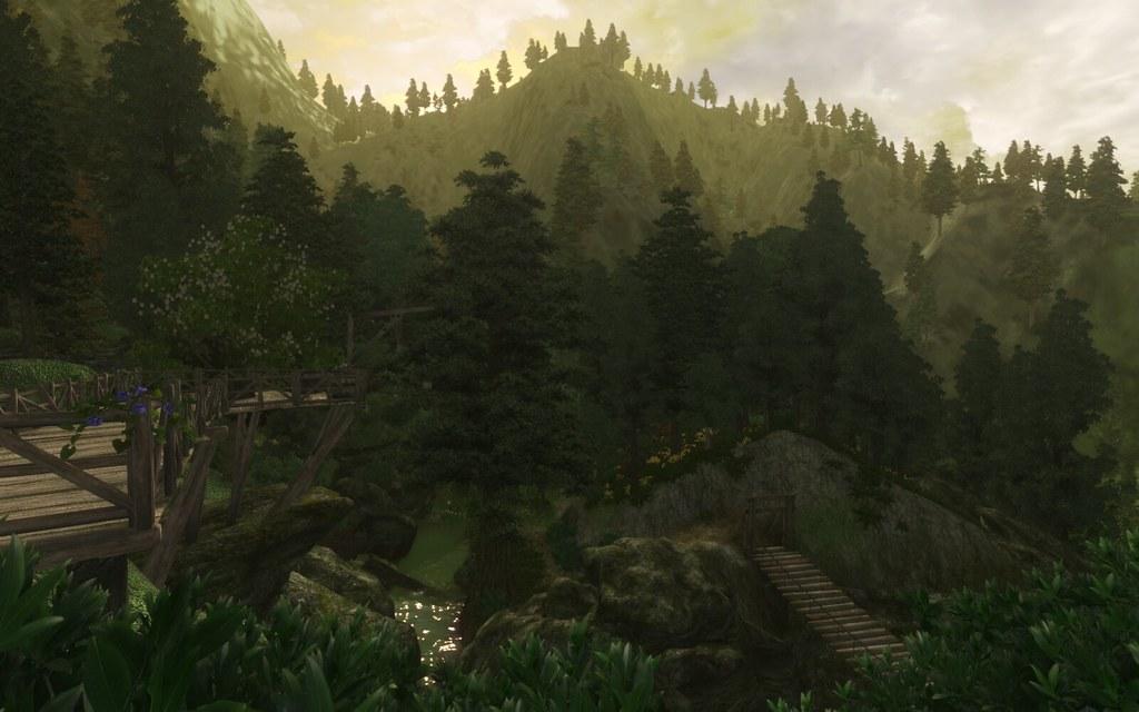 My enb Oblivion Reloaded Weather - All Natural Enhanced S… | Flickr