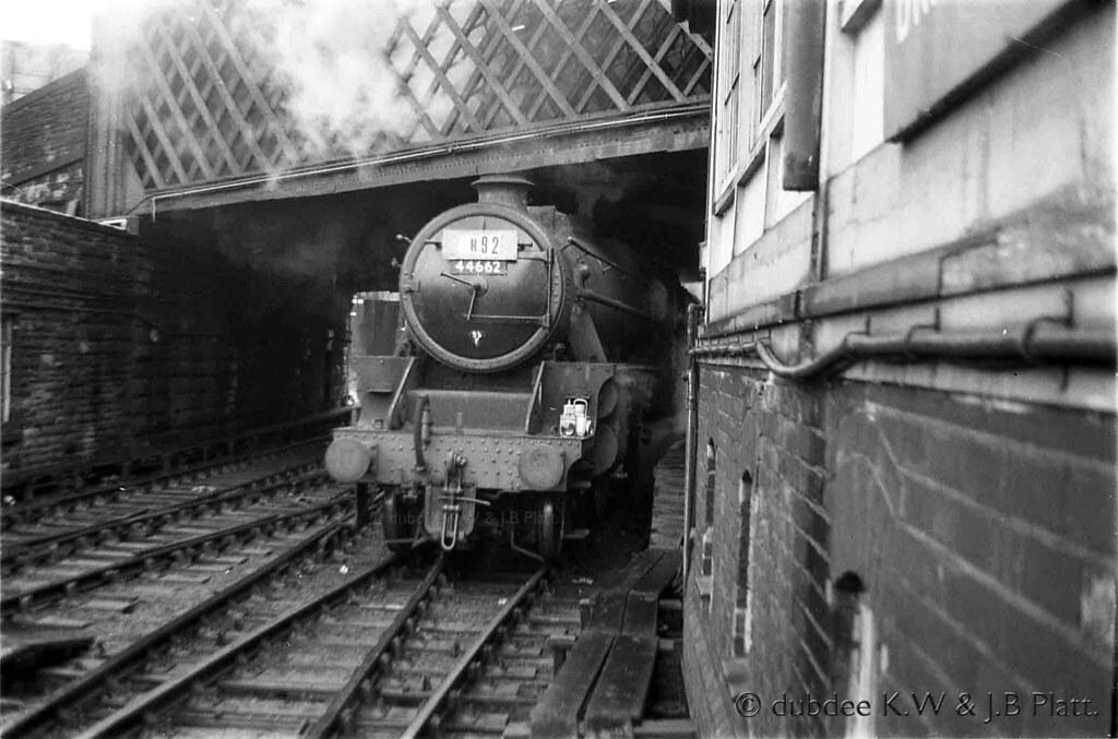 ... 60s steam 08-67 44662 Bradford Exchange | by dubdee