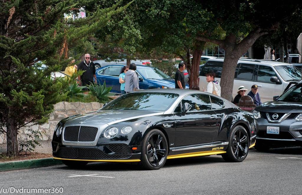 Bentley Continental GT Speed - Breitling Jet Team Series L… | Flickr