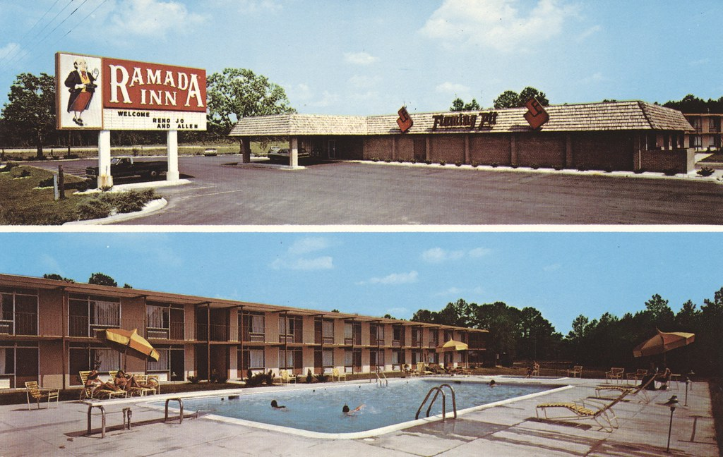 Ramada Inn - Walterboro, South Carolina