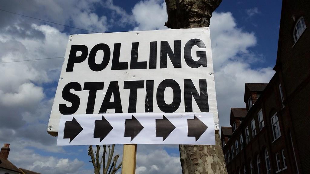Resultado de imagen de polling station rachelH_