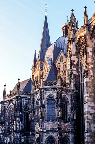 Aachen Cathedral | by angelanoelle1982