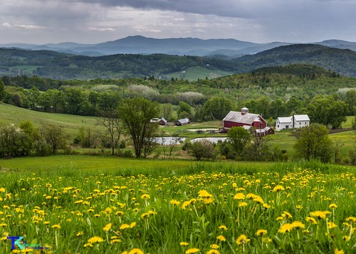 Northern Vermont in Spring | by Tim_NEK