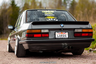 BMW E28 Photocredit Facebook MarcusLFoto Instagram