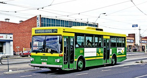 Bus Route 246 Melbourne Map download