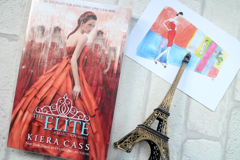 The Elite Kiera Cass Book Review