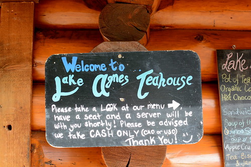 Lake Agnes Tea House - Banff