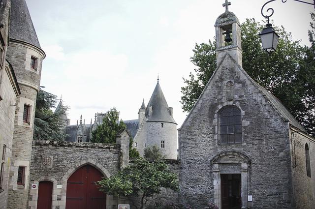 Josselin, Brittany