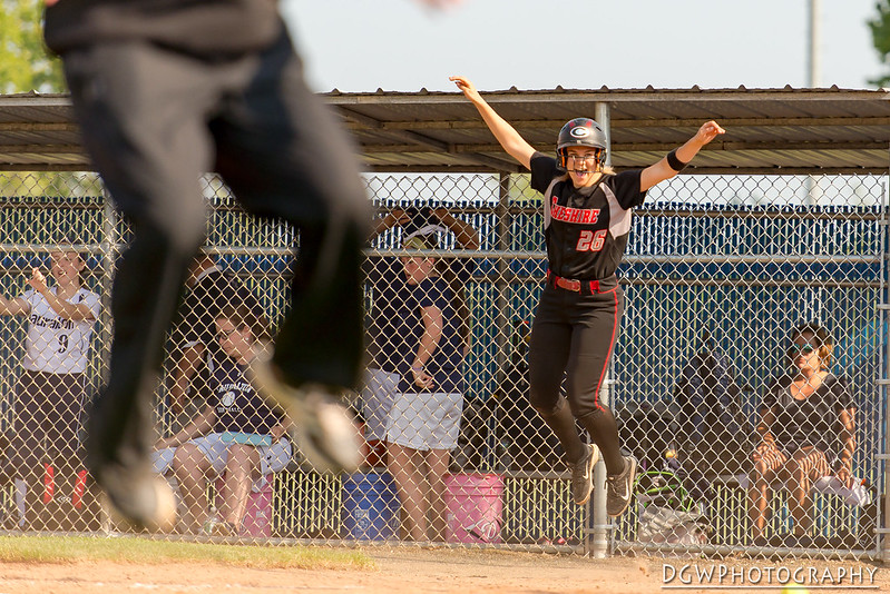 Cheshire High vs. Lauralton Hall - High School Softball
