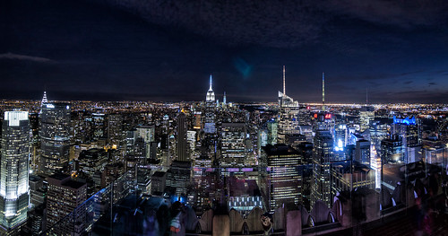 NY night | by Manu Beaudon