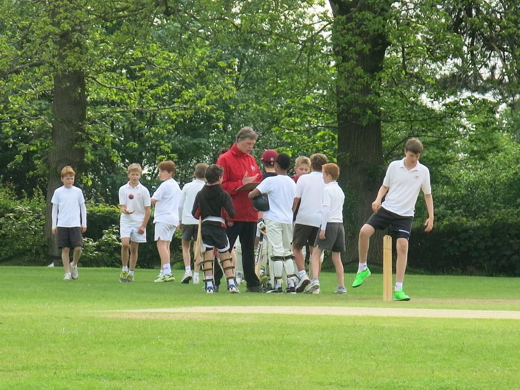 Senior House Cricket 2016