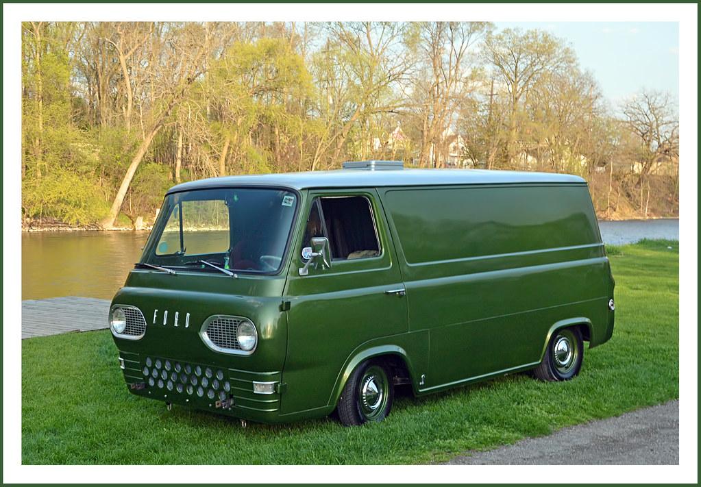 1961 67 Econoline Van Html Autos Post