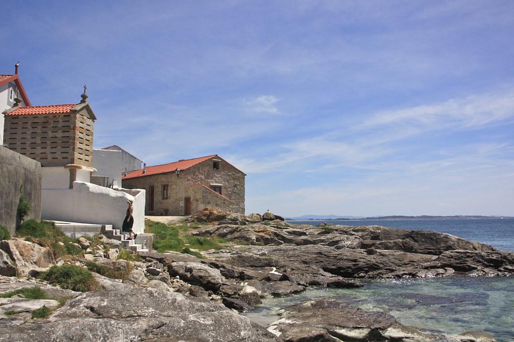 galician kalastajakylät