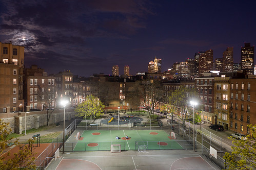 North End Park, Boston Skyline | by metroblossom